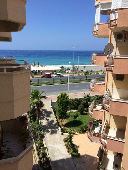 Apartment with Seaview in Mahmutlar, Alanya