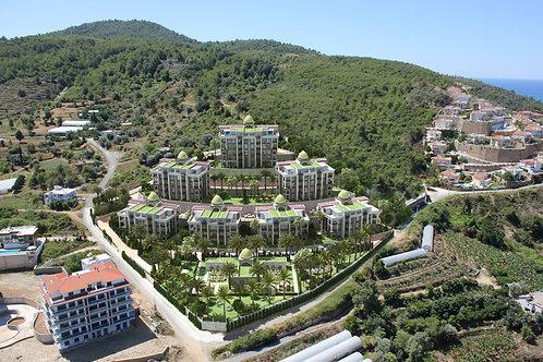 High Luxury Residences & Villas & Hotels in Kargicak, Alanya