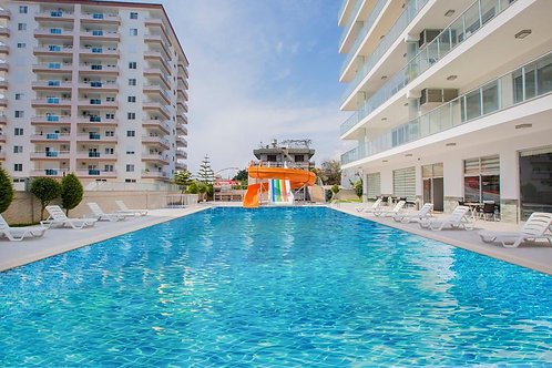 Apartment with all Activities in Mahmutlar, Alanya