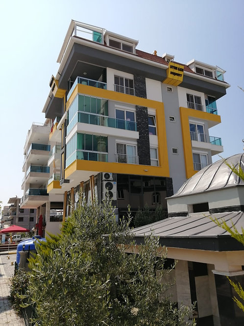 Luxury Apartment in Kestel, Alanya