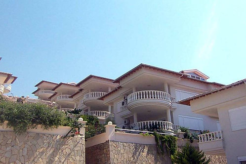 2+1 Apartment with all Activities in Konakli, Alanya