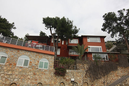 Bektas Villa with Garden and Seaview in Bektas, Alanya