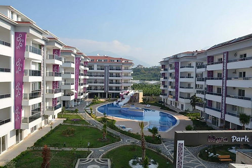EXCLUSIVE Apartment with Pool and Garden in Kestel, Alanya