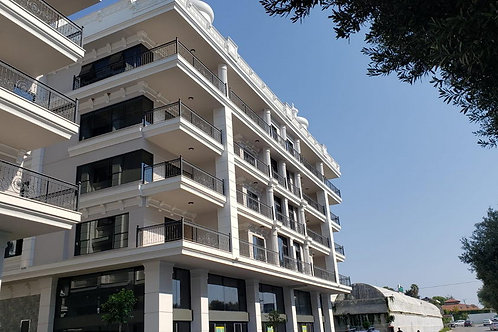 2+1/3+1 Apartments with seaview and all activities in Kargicak, Alanya
