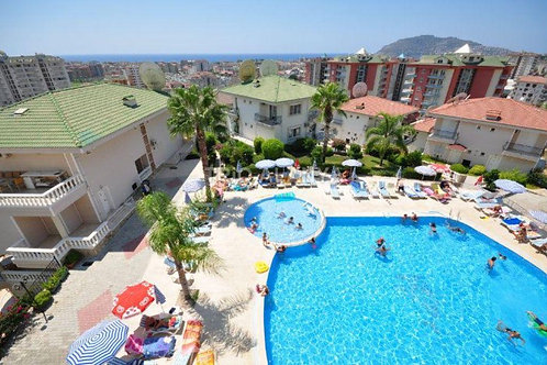 Apartment with all Activities in Cikcilli, Alanya