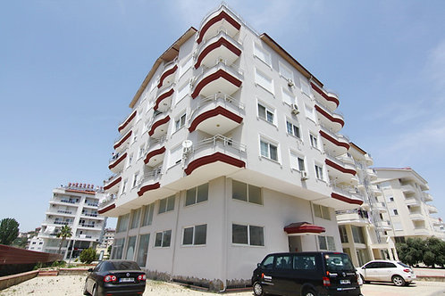 GAZIPASA Penthouse with Seaview in Gazipasa, Alanya