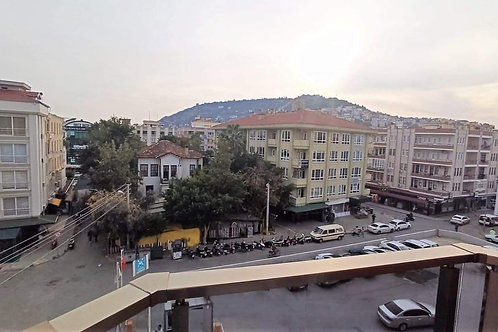 1+1 Apartment full renovated in Alanya City Center