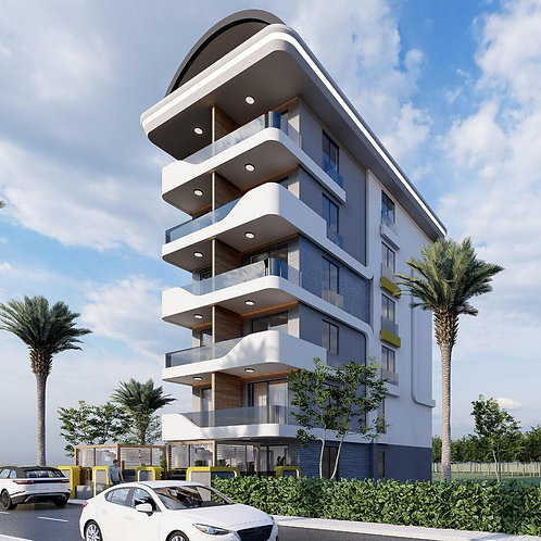 Apartments with all Activities in Alanya Center
