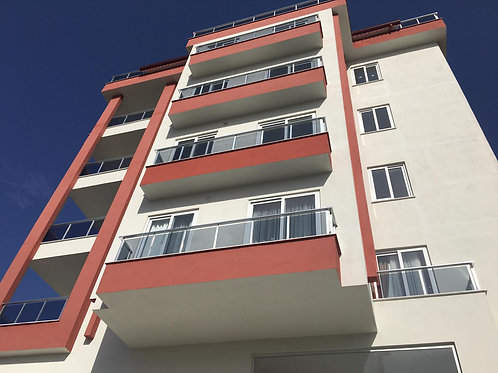 3+1 Apartment with Seaview in Mahmutlar, Alanya
