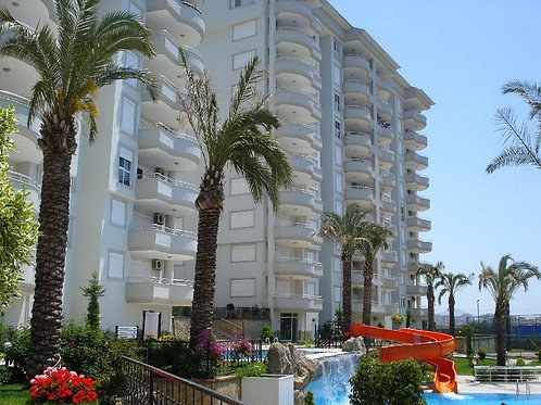 GALAXY Penthouse with Pool, Garden and Seaview in Kestel, Alanya