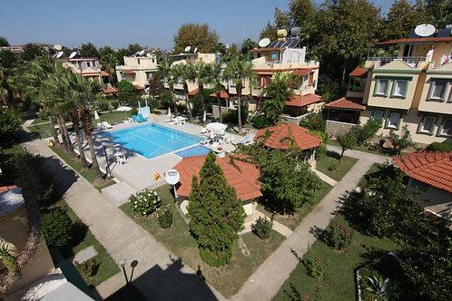 2+1 Villa with Pool and Garden in Konakli, Alanya
