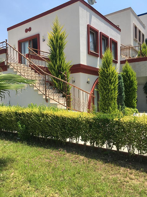 Villa with private Pool and Garden in Kargicak, Alanya