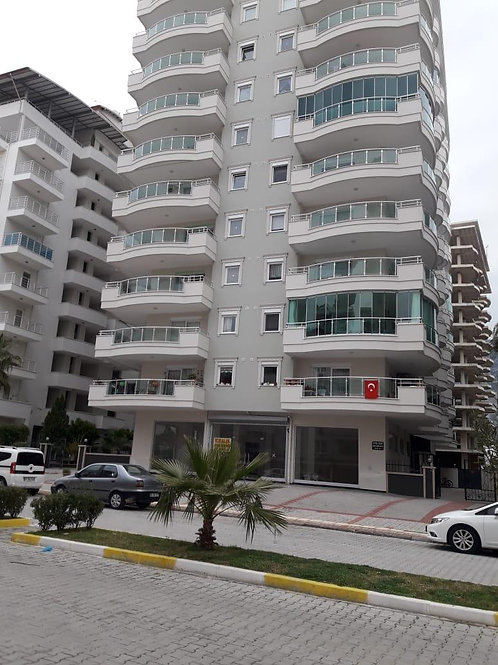 Apartment with Seaview in Mahmutlar, Alanya