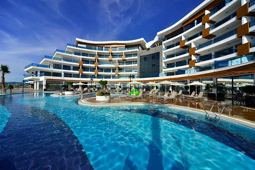 Luxury Apartments with seaview and all activities in Konakli, Alanya