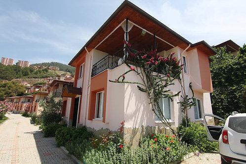 Gazipasa Villa with Pool, Garden and Seaview in Gazipasa, Alanya