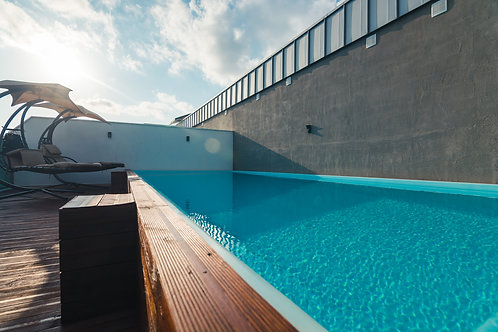 Luxury 3+1 Penthouse with private pool in Kargicak, Alanya