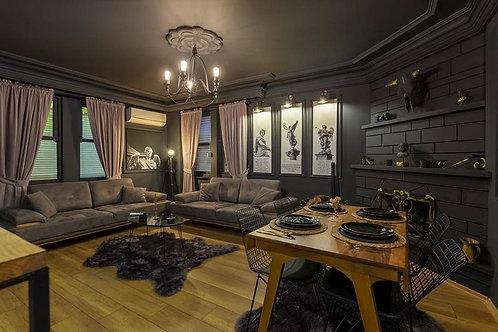 Luxury 1+1 Apartment in Kleopatra, Alanya