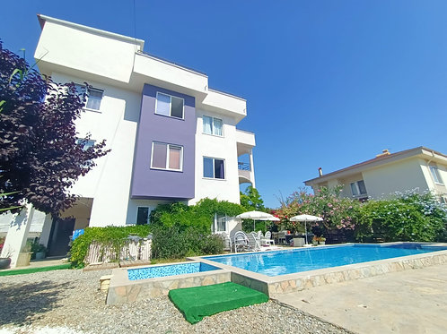 6+2 Villa with Pool, Garden and Seaview in Demirtas, Alanya