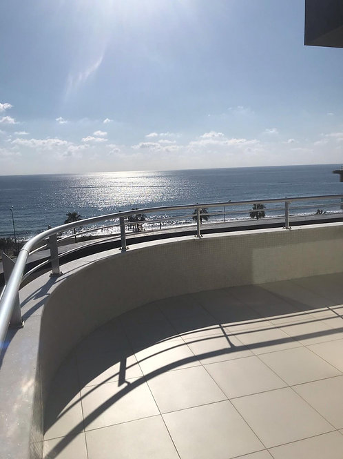2+1 Penthouse with Pool, Garden and Seaview in Kestel, Alanya