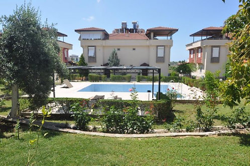 Villa with Pool and Garden in Manavgat, Alanya