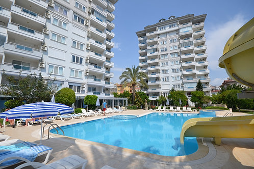 1+1 Apartment with all Activities in Cikcilli, Alanya