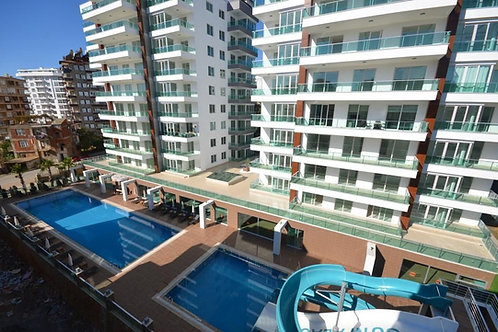 Apartment with all Activities in Tosmur, Alanya