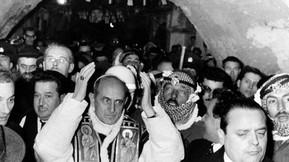 Paolo VI fu il primo pontefice a visitar