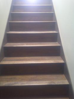 Laneway stairs