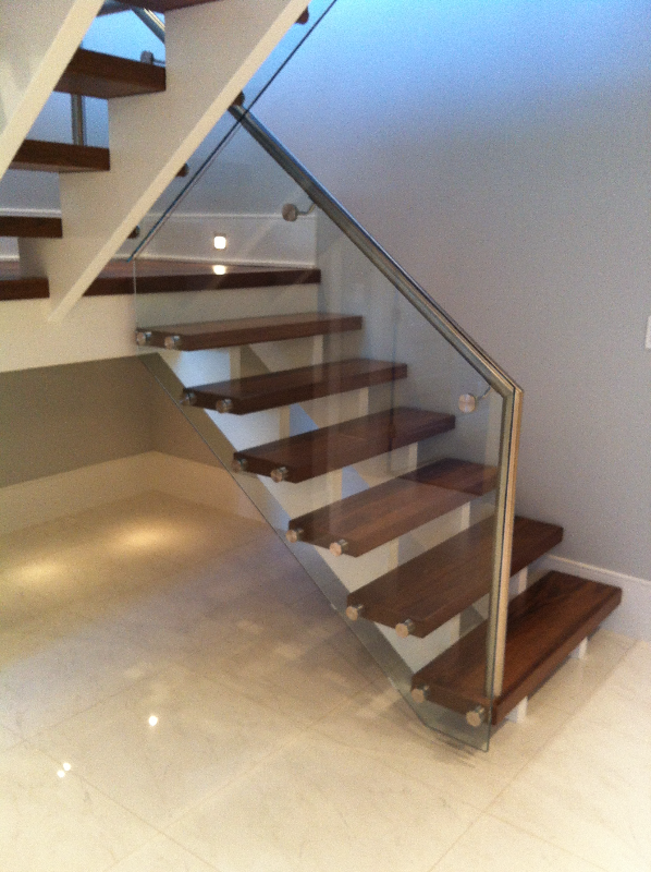 Contemporary Staircase