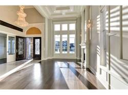 Living room: open concept