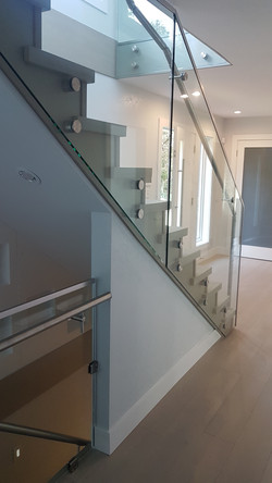 Profile stairs