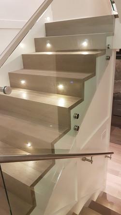 No Nosing Stairs