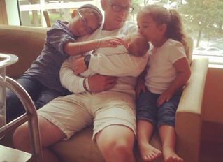 Bonding in a Blended Family by Katie Gonzalez