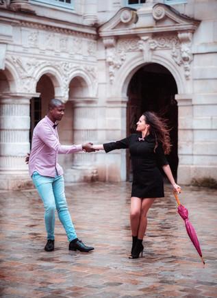 Danse à l'hôtel de ville de La Rochelle