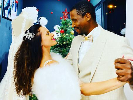 Mariage à Noël - Pensez-y, Merry Christmas.