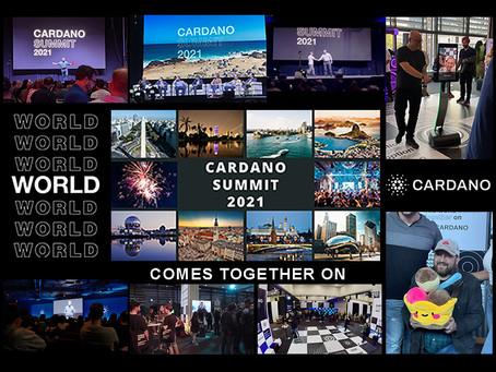 Cardano Summit 2021: Strategic Partnerships