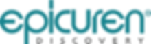 EPICUREN LOGO Teal w_Black Discovery.png