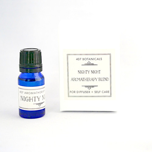 Nighty Night Aromatherapy Lifestyle Blend 407botanicals