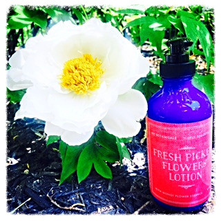 Fresh Picked Flowers Lotion