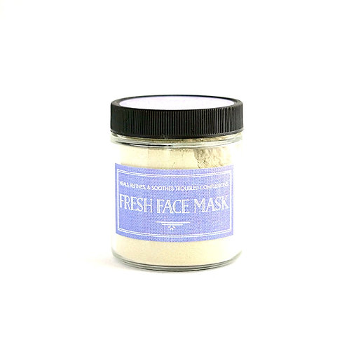 Fresh Face Mask for Oily & Troubled Skin