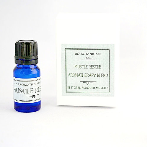 Muscle Rescue Aromatherapy Lifestyle Blend