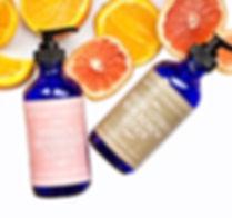 Grapefruit Vanilla and Fresh Citrus Natu