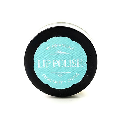 Citrus + Mint Lip Polish