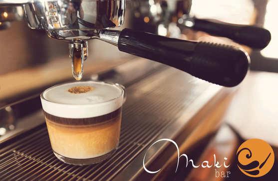 Nyt en kaffe fra vår espresso maskin