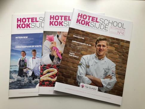 Magazine Hotelschool Koksijde
