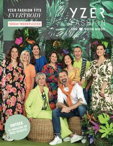 Yzer Fashion: magazine zomer 2020
