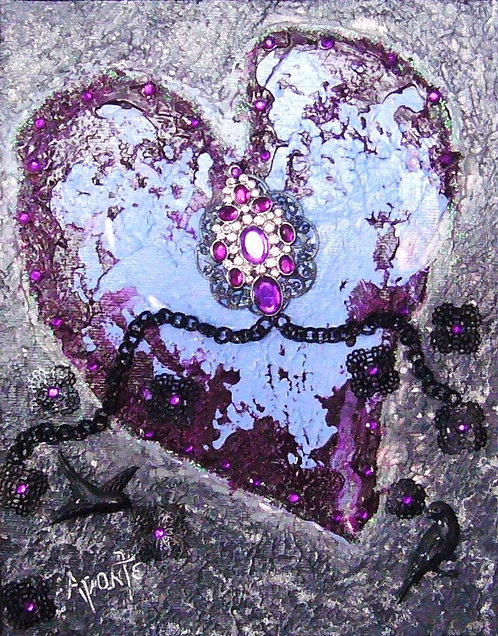 Purple Shades of Love SOLD