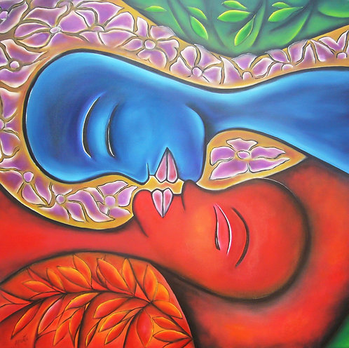 A Kiss in the Yunque SOLD