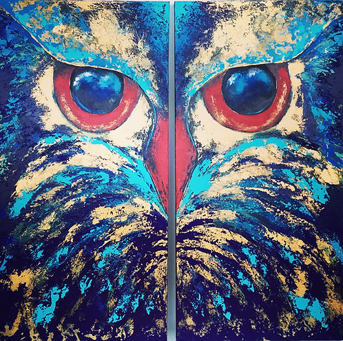The Royal Owl-Sold