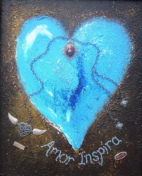 Amor Inspira - SOLD